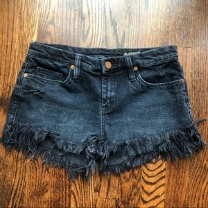 """BLANK NYC Cut-off Shorts Size 26, """"Little Queenie"""""""